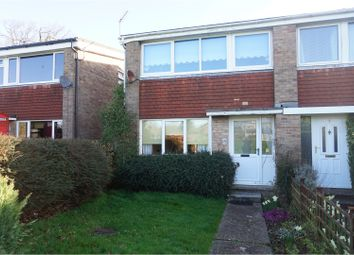 Thumbnail 3 bedroom semi-detached house for sale in The Green, Cowes