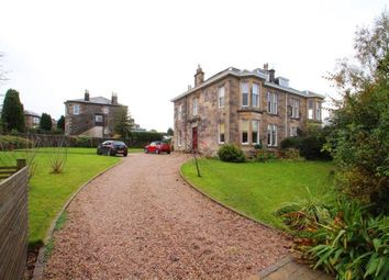 Thumbnail 2 bed flat for sale in Lochwinnoch Road, Kilmacolm