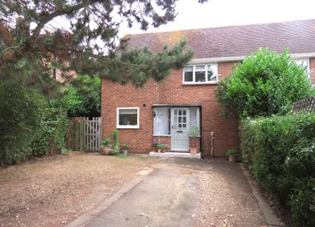 Thumbnail 2 bed semi-detached house for sale in Harcourt Road, Dorney Reach, Maidenhead