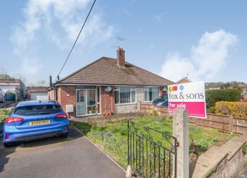 Thumbnail 2 bed semi-detached bungalow for sale in Thomson Drive, Crewkerne