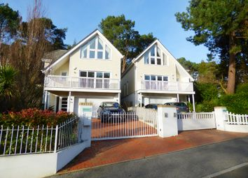 Thumbnail 4 bedroom detached house for sale in Kings Avenue, Lower Parkstone, Poole, Dorset
