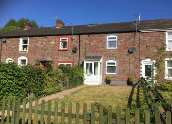 Thumbnail 2 bed terraced house for sale in Wesley Street, Cwmbran