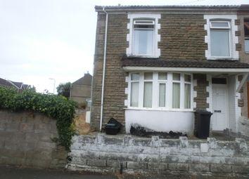 Thumbnail 4 bed terraced house for sale in Cardonnel Road, Skewen, Neath