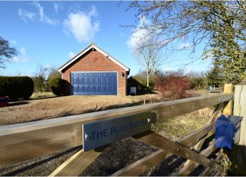 Thumbnail 5 bed detached bungalow for sale in Doddinghurst Road, Brentwood
