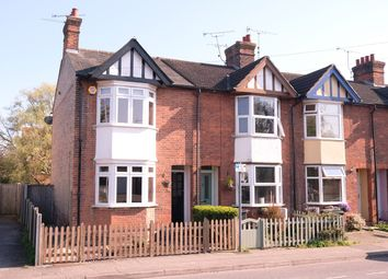 Thumbnail 3 bed end terrace house for sale in Springfield Road, Chelmsford