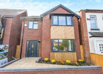 Thumbnail 4 bedroom detached house for sale in Cotterills Lane, Ward End, Birmingham