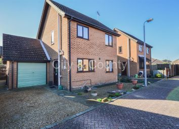 Thumbnail 2 bed detached house for sale in Harrington Square, Crowland, Peterborough
