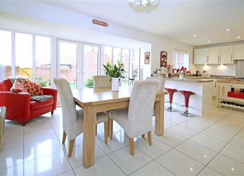 Thumbnail 5 bed detached house for sale in William Morris Way, Swindon, Wiltshire
