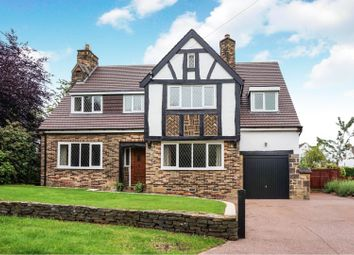 Thumbnail 4 bed detached house for sale in Hillway, Leeds
