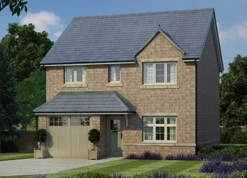 Thumbnail 4 bed detached house for sale in Calverley Lane, Leeds, West Yorkshire