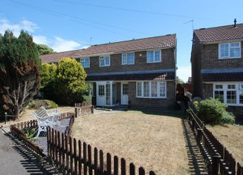 3 bed semi-detached house for sale in Fonmon Park Road, Rhoose, Barry CF62