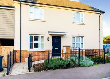 Thumbnail 2 bed terraced house for sale in Cemetery Road, Sileby, Loughborough