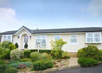 Thumbnail 2 bedroom mobile/park home for sale in Upton Glen, Ringstead, Dorchester