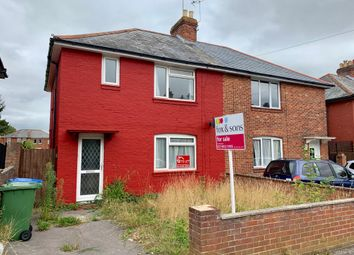 Thumbnail 5 bedroom semi-detached house for sale in Harrison Road, Swaythling, Southampton