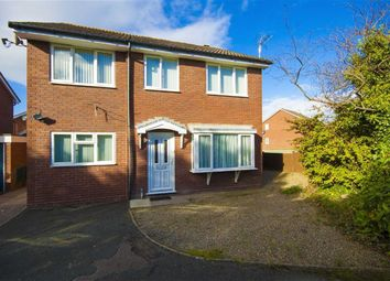 Thumbnail 4 bed detached house for sale in Selwyn Close, Radbrook, Shrewsbury