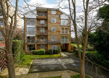 Thumbnail 2 bed flat for sale in Park View, 201 Ewell Road, Surbiton