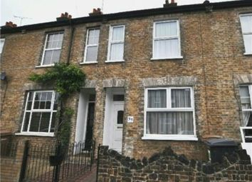 Thumbnail 3 bed terraced house to rent in Manor Road, Chelmsford, Essex