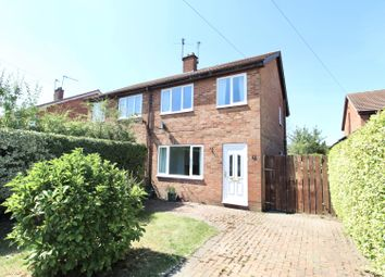 Thumbnail 3 bed semi-detached house for sale in Croft Road, Camblesforth