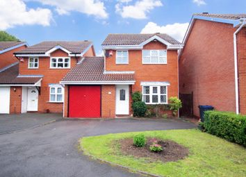 3 bed link-detached house for sale in Oldhouse Farm Close, Hall Green, Birmingham B28