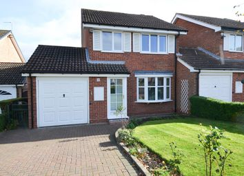 Thumbnail 3 bed link-detached house for sale in Varlins Way, Kings Norton, Birmingham