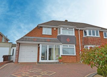 Thumbnail 3 bedroom semi-detached house for sale in Waseley Road, Rubery, Birmingham