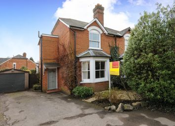Thumbnail 3 bed semi-detached house to rent in Halfpenny Lane, Sunningdale