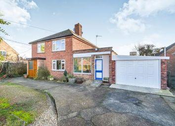 Thumbnail 3 bed detached house for sale in Welney, Norfolk