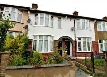 Thumbnail 2 bed terraced house for sale in St. Monicas Avenue, Luton