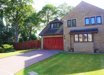Thumbnail 4 bed detached house for sale in Hartley Court, Liversedge