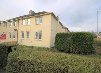Thumbnail 3 bedroom semi-detached house for sale in North Lodge Avenue, Motherwell