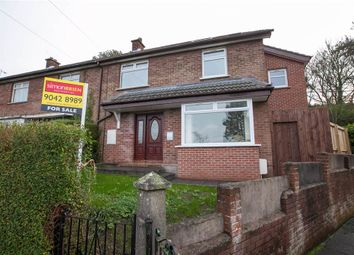 Thumbnail 4 bed detached house for sale in 25, Firmount Crescent, Holywood