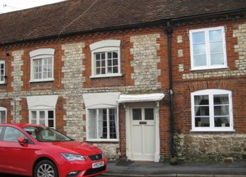 Thumbnail 2 bed terraced house to rent in Sussex Road, Petersfield