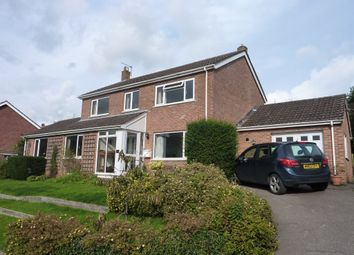 Thumbnail 4 bed detached house for sale in Church Hill, Bromham, Chippenham