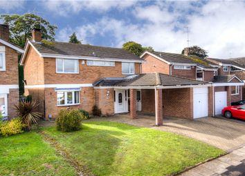 Thumbnail 4 bed link-detached house for sale in Grange Avenue, Finham, Coventry, West Midlands