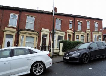 Thumbnail 3 bed terraced house for sale in Calder Street, Blackburn
