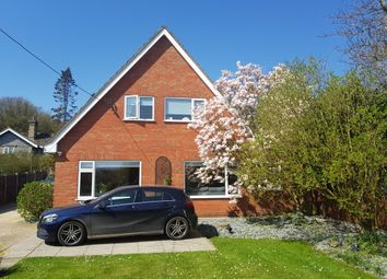 Thumbnail 4 bed detached house for sale in Thorpe Market, Norwich