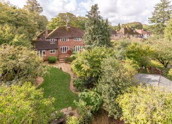 Thumbnail 4 bed semi-detached house for sale in Burlington Crescent, Headington, Oxford