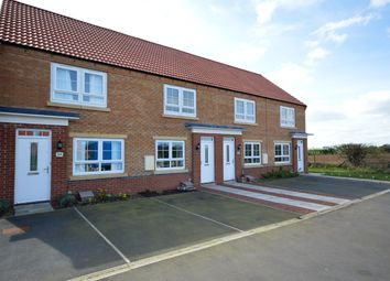 Thumbnail 2 bed terraced house for sale in Pinfold Road, Cayton, Scarborough