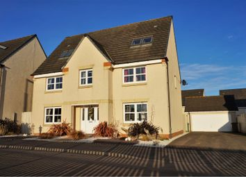Thumbnail 5 bed detached house for sale in Stewart Crescent, Dunfermline