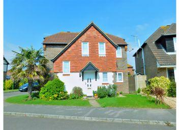 Thumbnail 3 bed detached house for sale in Windsor Drive, Rustington, Littlehampton