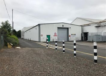 Thumbnail Warehouse to let in Unit B, West Carron Works, Stenhouse Road, Falkirk, Stirlingshire, UK