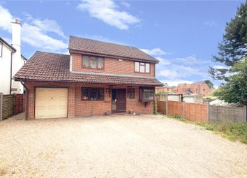 Thumbnail 4 bed detached house for sale in Bracknell Road, Crowthorne, Berkshire