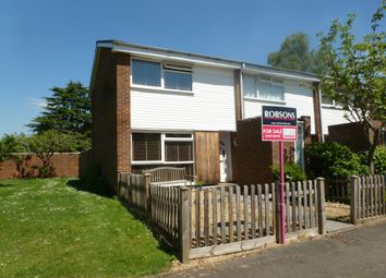 Thumbnail 2 bed end terrace house for sale in Dormans Close, Northwood