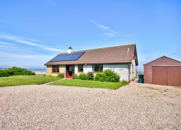 Thumbnail 4 bed detached bungalow for sale in East Canisbay, Wick