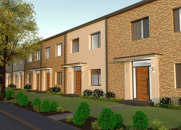 Thumbnail 4 bed terraced house for sale in (Plot 2) Garrison Lofts, New Garrison Road, Shoeburyness (2067Sqft)