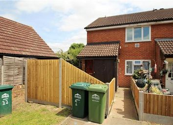 Thumbnail 2 bedroom maisonette for sale in Westland Close, Stanwell, Staines