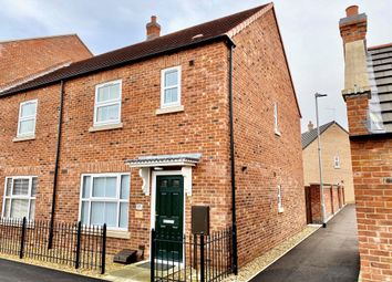 Thumbnail 3 bed end terrace house for sale in Shakespeare Way, Spalding