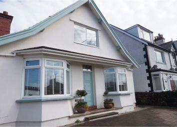 Thumbnail 4 bed detached house for sale in Station Rd, Deganwy
