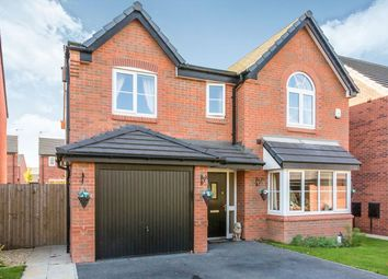 Thumbnail 4 bed detached house to rent in Lions Den, Lostock Gralam, Northwich