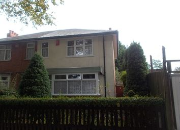 3 bed semi-detached house for sale in Fenbank Road, Ward End B8